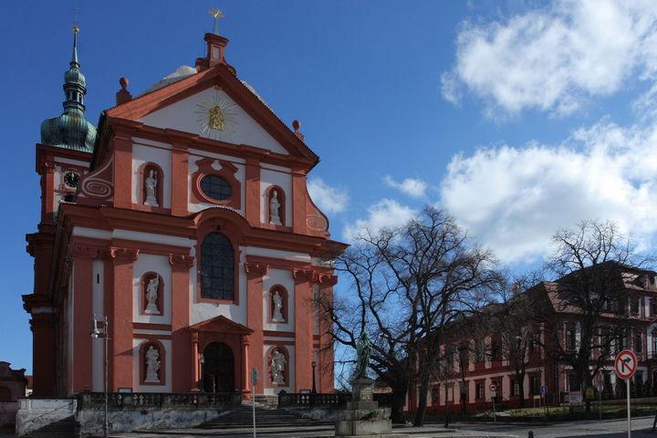 Výsledek obrázku pro stará boleslav kostel